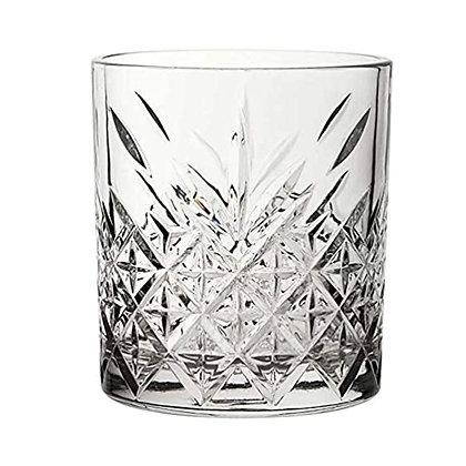 Set De 4 Vasos Old Fashion De 11.6 oz (345ml) Timeless Pasabahce
