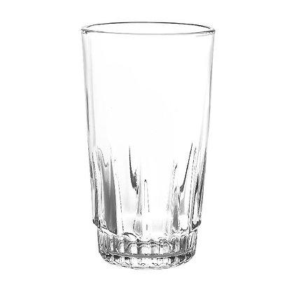 Vaso Largo De 11.2 oz (334 ml) Prismas Cristar