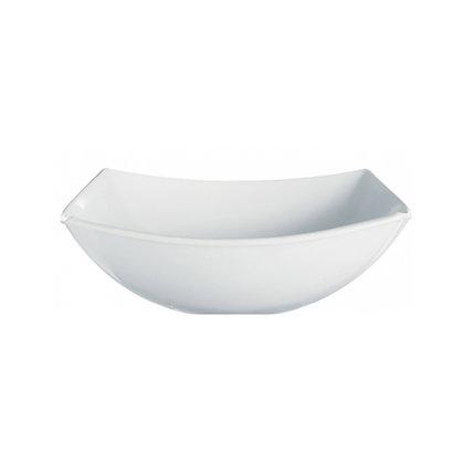 Ensaladera Quadrato Blanca Luminarc