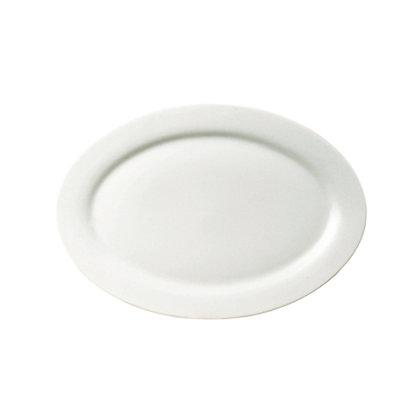 Fuente Platon Ovalado De 35.5 cm De Porcelana