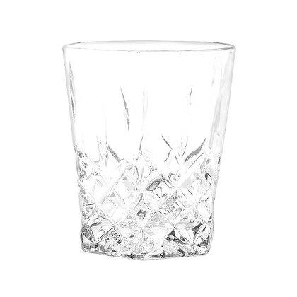 Vaso Old Fashion De 10 oz (296 ml) Diamante Cristar