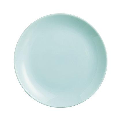 Plato Para Pastel Diwali Azul Turqueza Luminarc