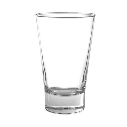 Vaso Largo De 13.5 oz (400 ml ) London  Cristar