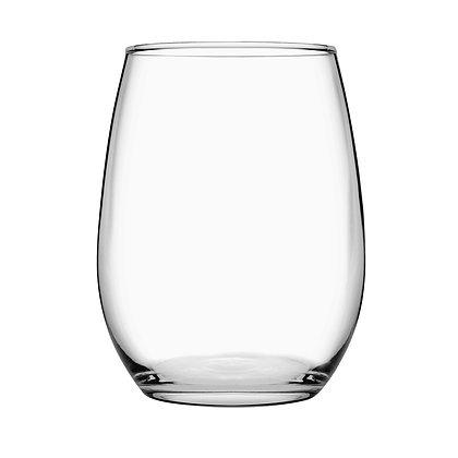 Set De 6 Vasos De 11.8 oz (350 ml) Amber Pasabahce