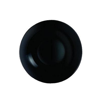 Plato Para Sopa Diwali Negro Luminarc