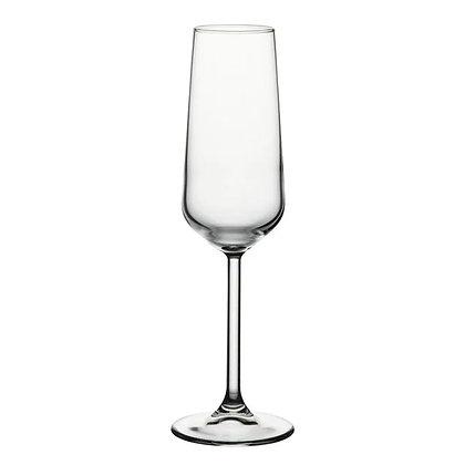 Set De 6 Copas Flauta Para Champagne De 6.5 oz (195ml) Allegra Pasabahce