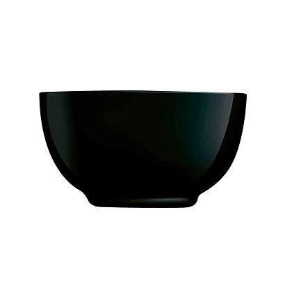 Tazon De 25 cm Diwali Negro Luminarc