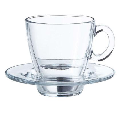 Set De 6 Ternos Para Cafe Aqua Pasabahce