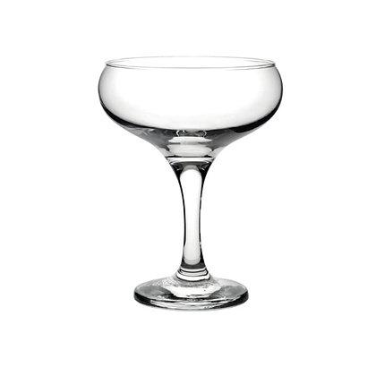 Set De 6 Copas Coupe Para Champagne De 9.1 oz (270 ml) Bistro Pasabahce