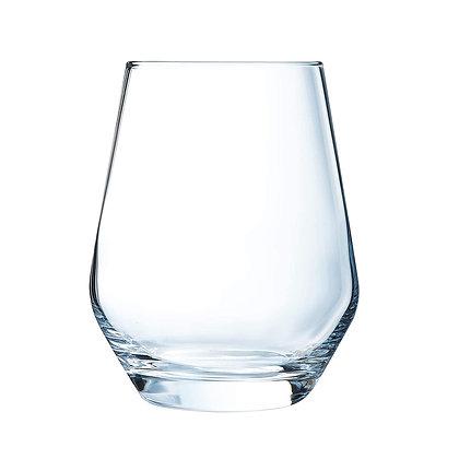 Set  De 6 Vasos Bebidas De 12.8 oz (380 ml) Lima Arcoroc