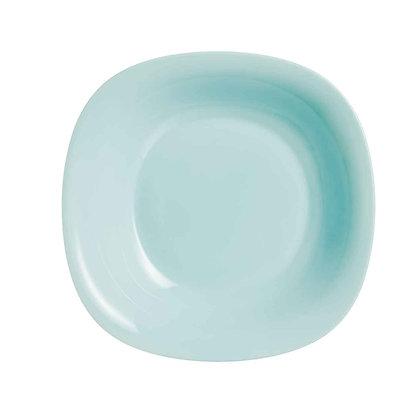 Plato Para Sopa Carine Azul Turqueza Luminarc