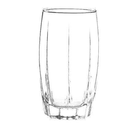 Vaso Largo De 12.7 oz (376 ml) Amadeus Cristar