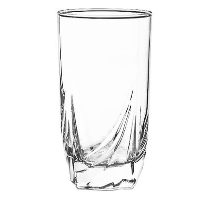 Vaso Largo De 11.2 oz (334 ml) Strauss Cristar