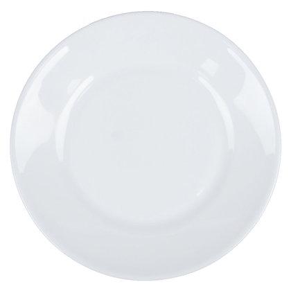 Plato Para Pastel Restaurant White Luminarc
