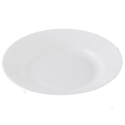 Plato Sopero Restaurant White Luminarc