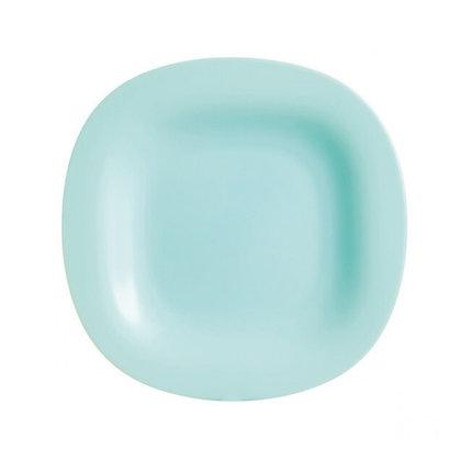 Plato Para Pastel Carine Azul Turqueza Luminarc