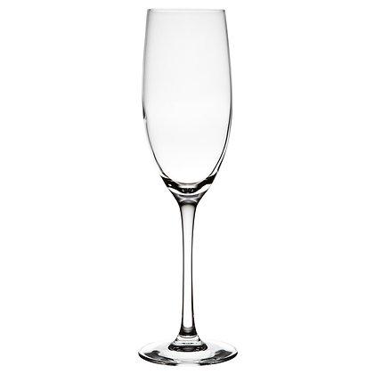 Set De 6 Copas De 8.1 oz(240 ml) Para Champagne Cabernet Tulipe Chef & Sommelier