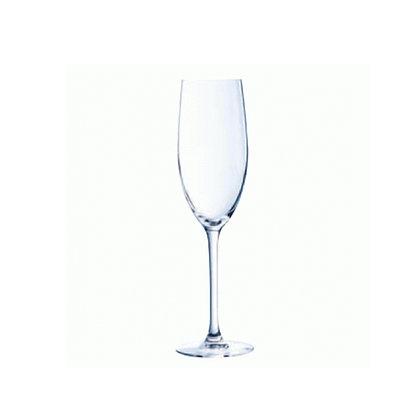 Copa Flauta Para Champagne De 8.1 oz (240 ml) Tulipe Classique Chef & Sommeli