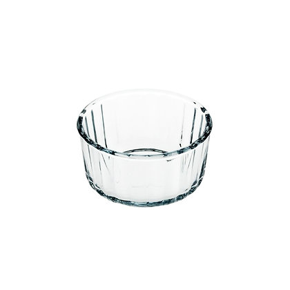 Mini Refractario De 10 cm Souffle Borcam Pasabahce