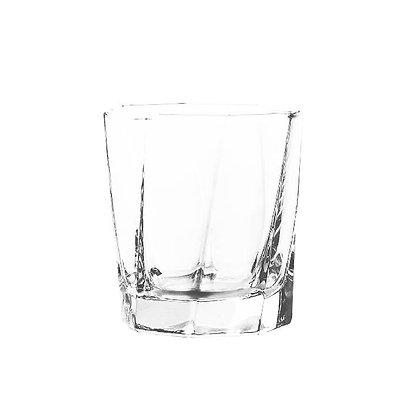 Vaso Old Fashion De 8.7 oz (258 ml) Mozart Rocks Cristar