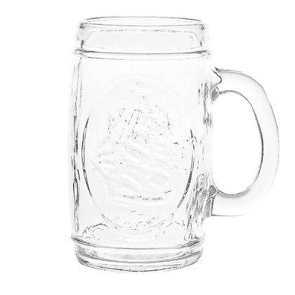 Set De 4 Tarros Para Cerveza De 16.2 oz (480 ml) Velero Cristar