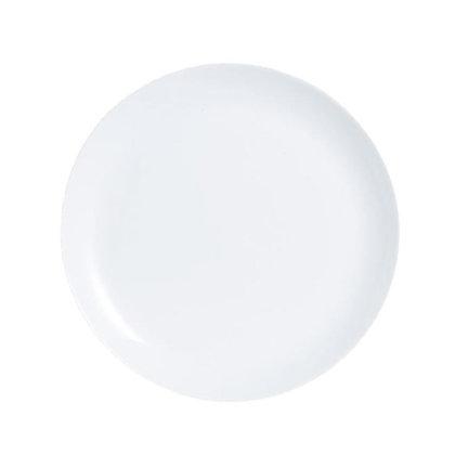 Plato Para Pastel Diwali Blanco Luminarc