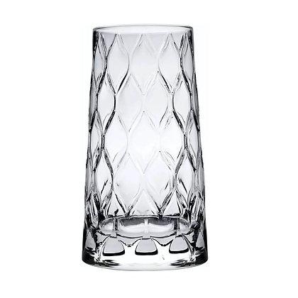 Set De 4 Vasos Largos De 15.2 oz (450 ml) Leafy Pasabahce
