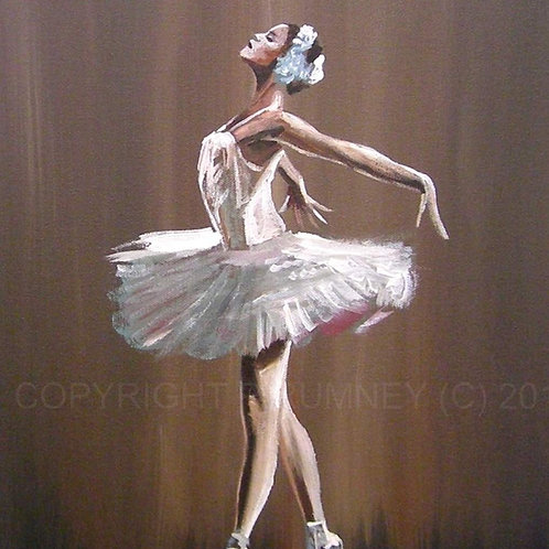 BALLERINA - 8 designs of Quality Greetings Cards