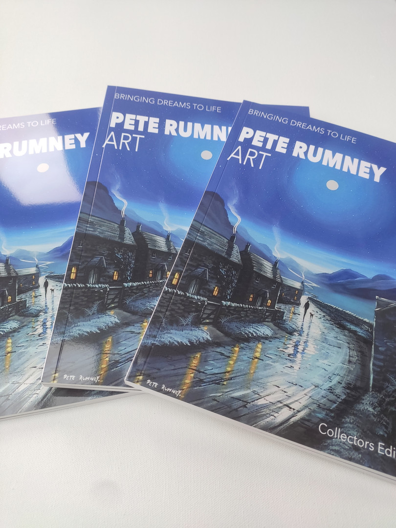 Pete's New Book Has Arrived !
