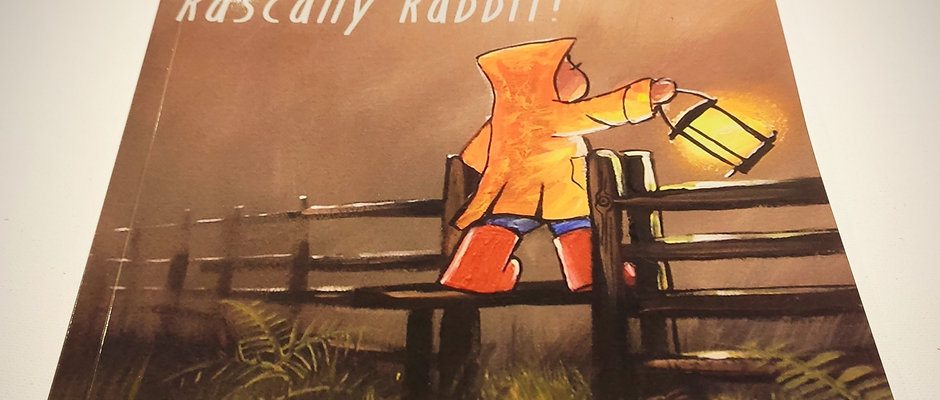 Where's Rascally Rabbit? Pre - Order for 1st week in December 2020