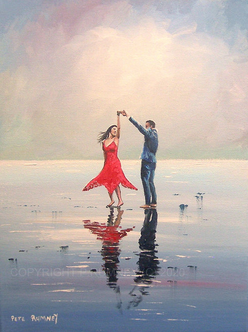 Dancing in the Light