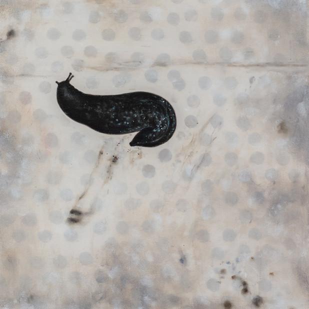 The Slug (For Hokusai)