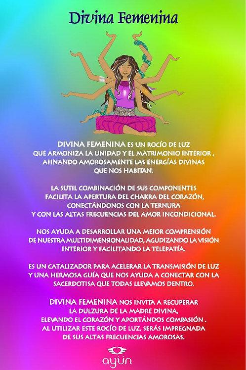 DIVINA FEMENINA Spry Áurico