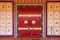 ront doors and auspicious symbols web ND