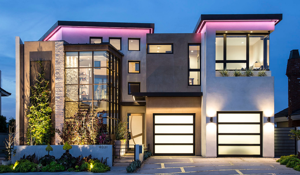 """Contemporary """"Beach House"""""""