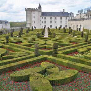 The Chateau Gardens at Villandry