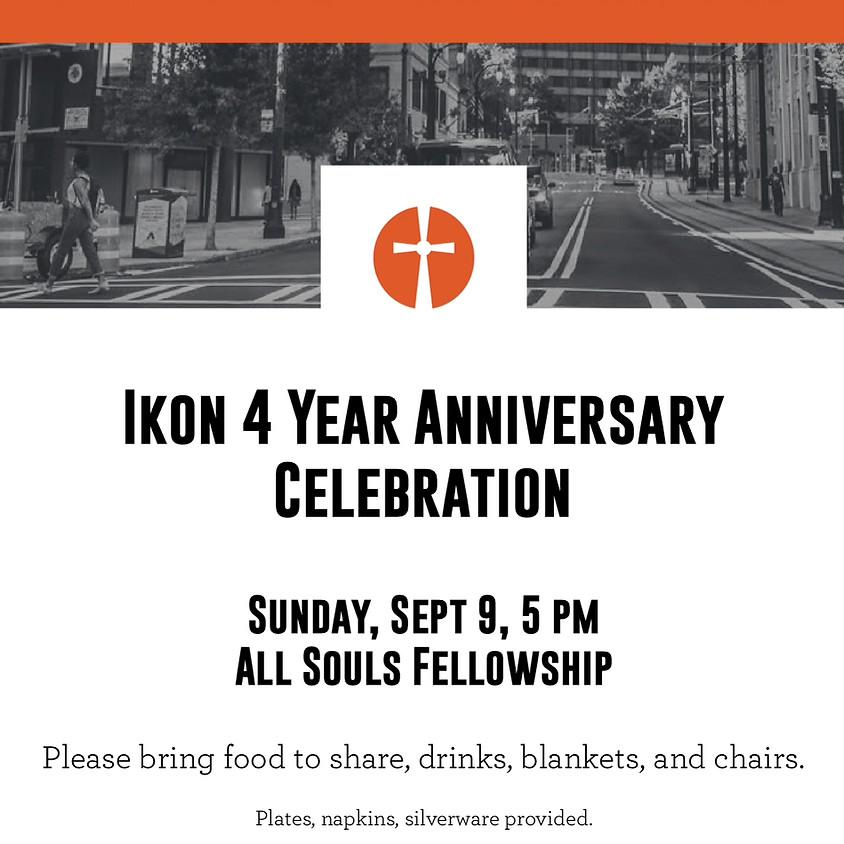 Ikon 4 Year Anniversary Celebration  (1)