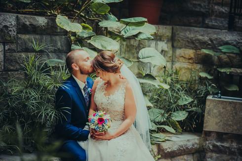 Brautpaarshooting im Kurhaus Bad Wörishofen