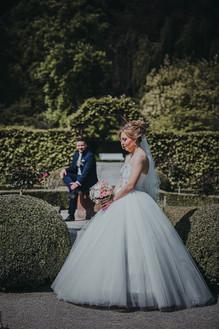 Hochzeit im Botanischer Garten Augsburg
