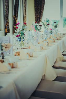 Elbsee Hochzeitsdeko