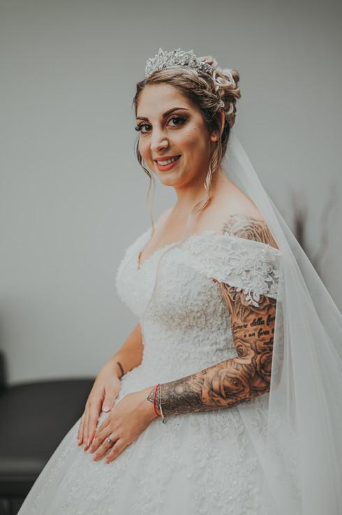 Hochzeitsportrait