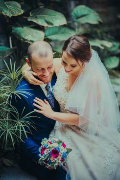 Brautstraus aus dem Allgäu