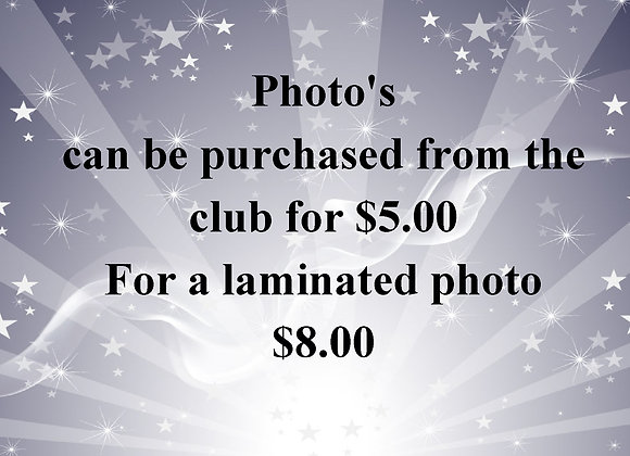 Photo's to order
