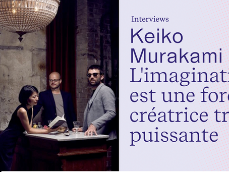 Interview de Keiko Murakami sur Hémisphère son