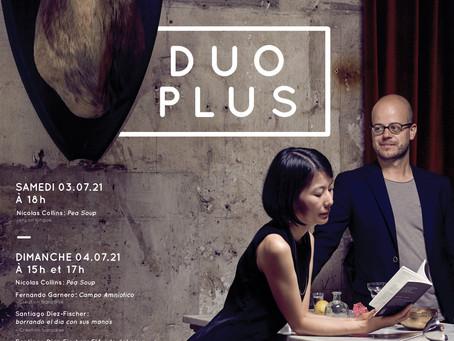 Duo Plus ce soir et demain à Strasbourg: accès possible sans réservations