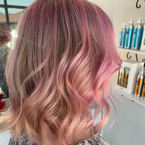 PRETTY IN PINK 💖#mukhaircare.jpg