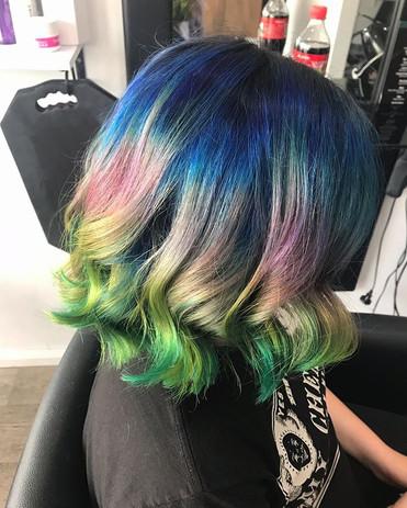 Creative Colour Work allows us to explor