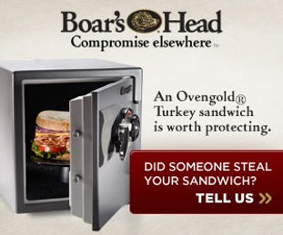 Boar's Head Ovengol Turkey Sandwich Digital Ad