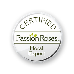 Passion Roses passionroses.com Passion University pin