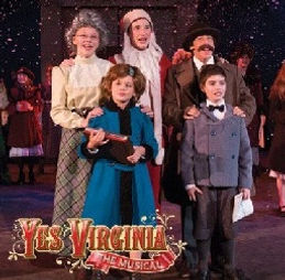 Macy's Yes Virginia The Musical